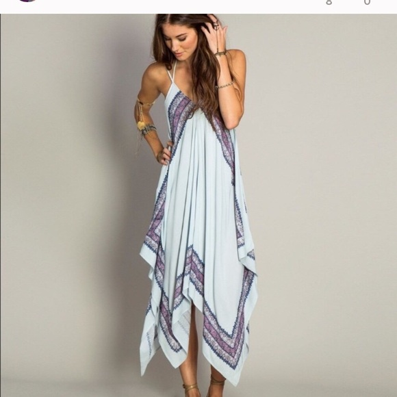 618197a733 O'Neill Handkerchief Boho Dress. M_5a5fe7a53afbbd3b93879513